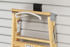 Slat Wall Loop Hook 8 inch