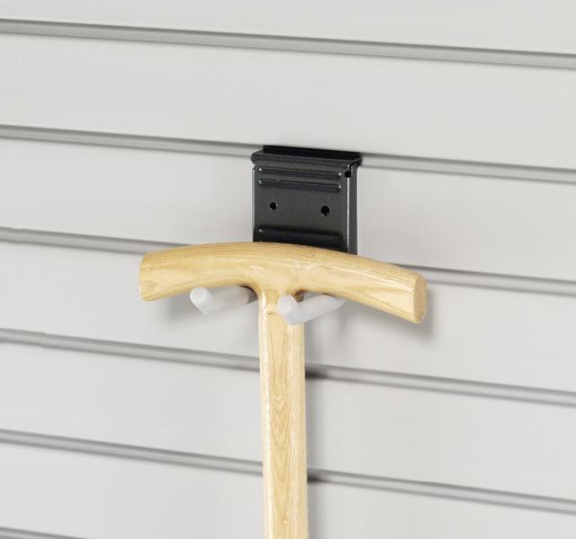 Slat Wall Double Hook 4 inch