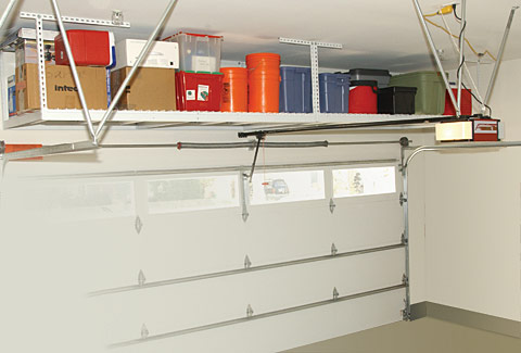 High Quality Garage Ceiling Storage