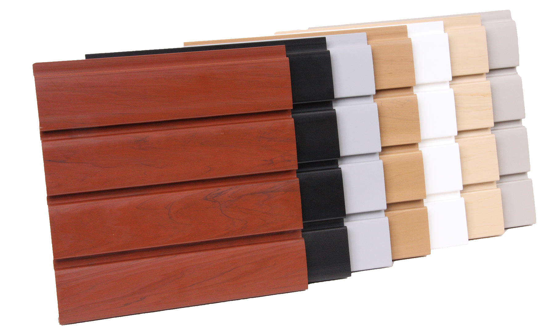 Slat Wall Colors Garage Excell