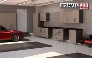 Custom Garage Cabinets Southern California