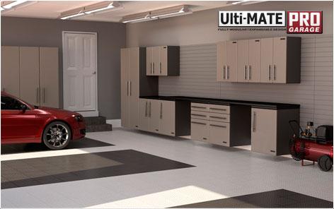 Garage Modular Cabinets
