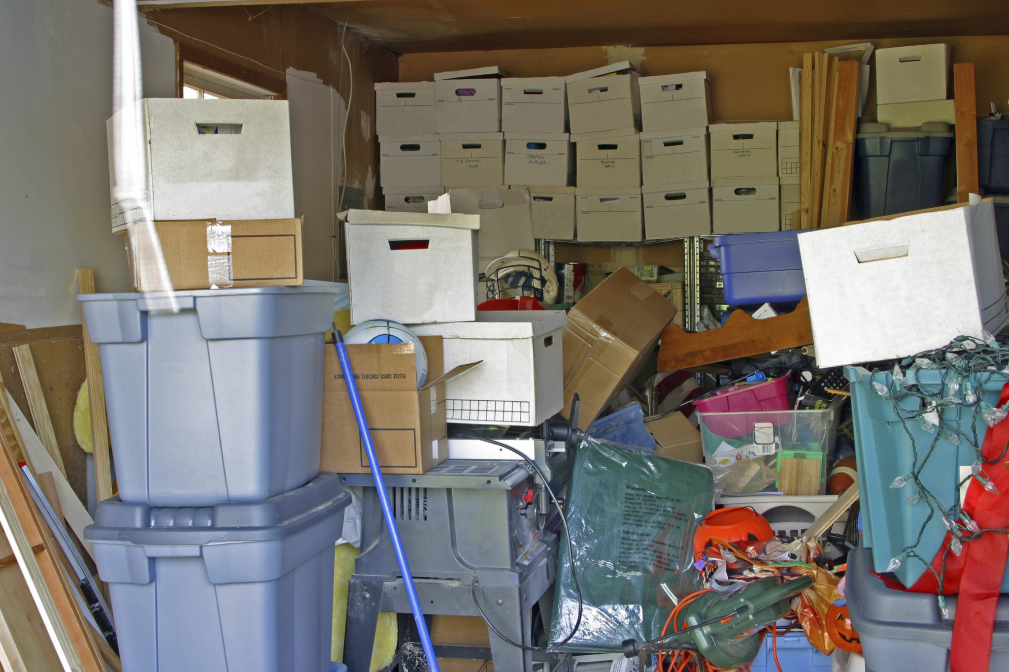 3 Simple Tips for Getting Organized