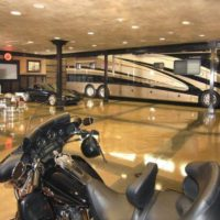 Custom Garage Epoxy Floors