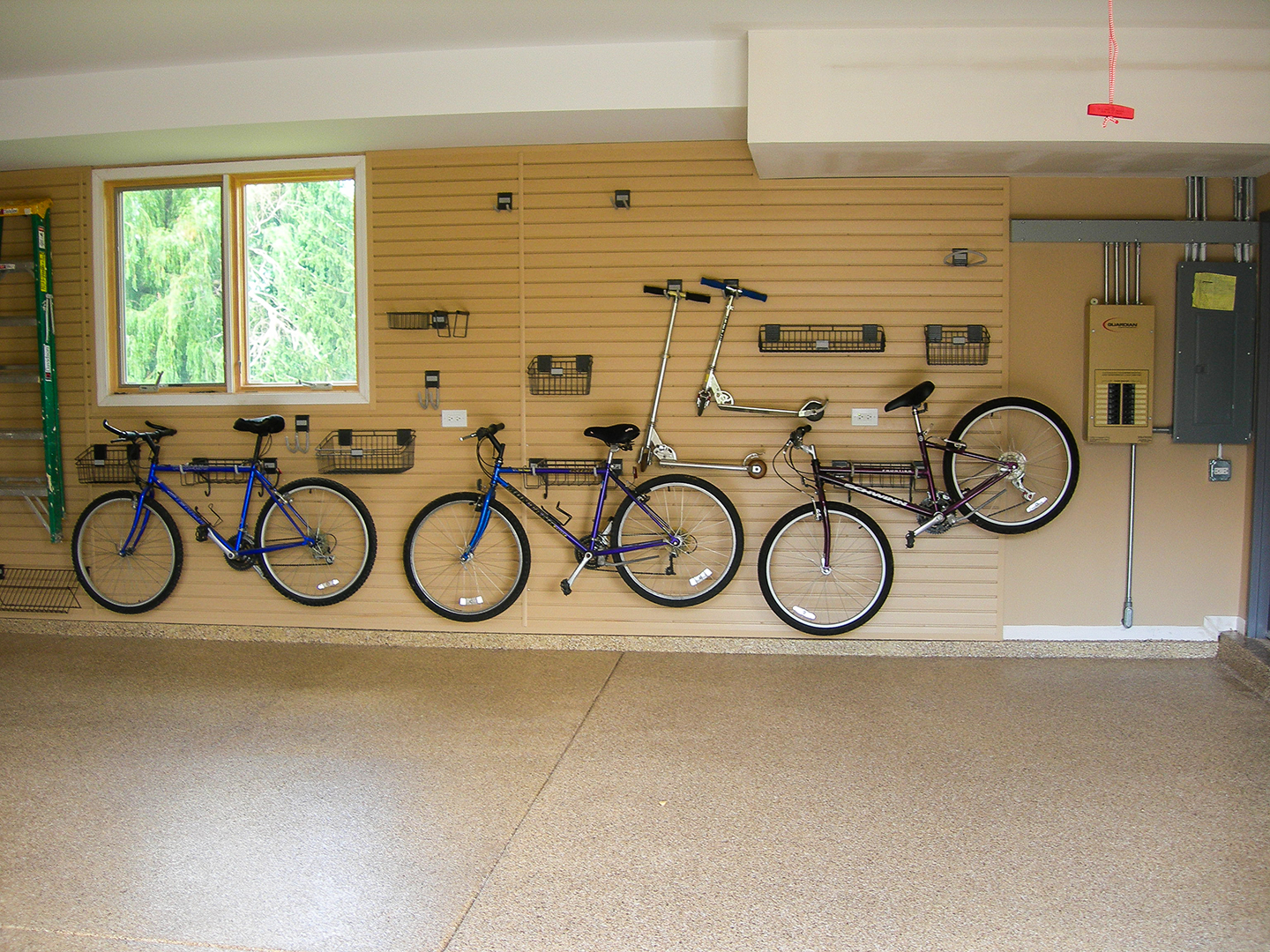 Slat Wall Organization 5 Reasons You Will Love It Garage Excell