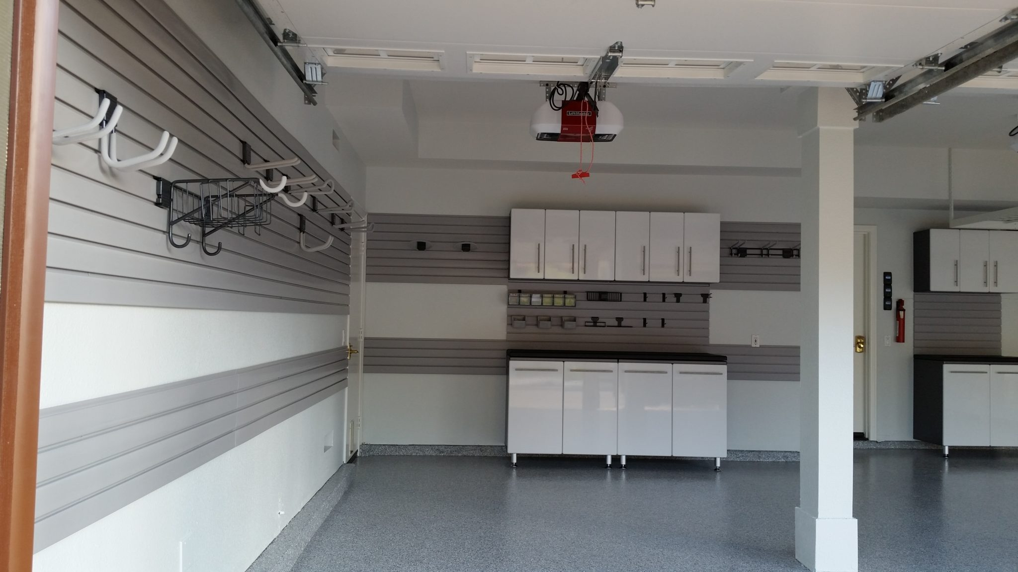 Garage organization systems by garage excell