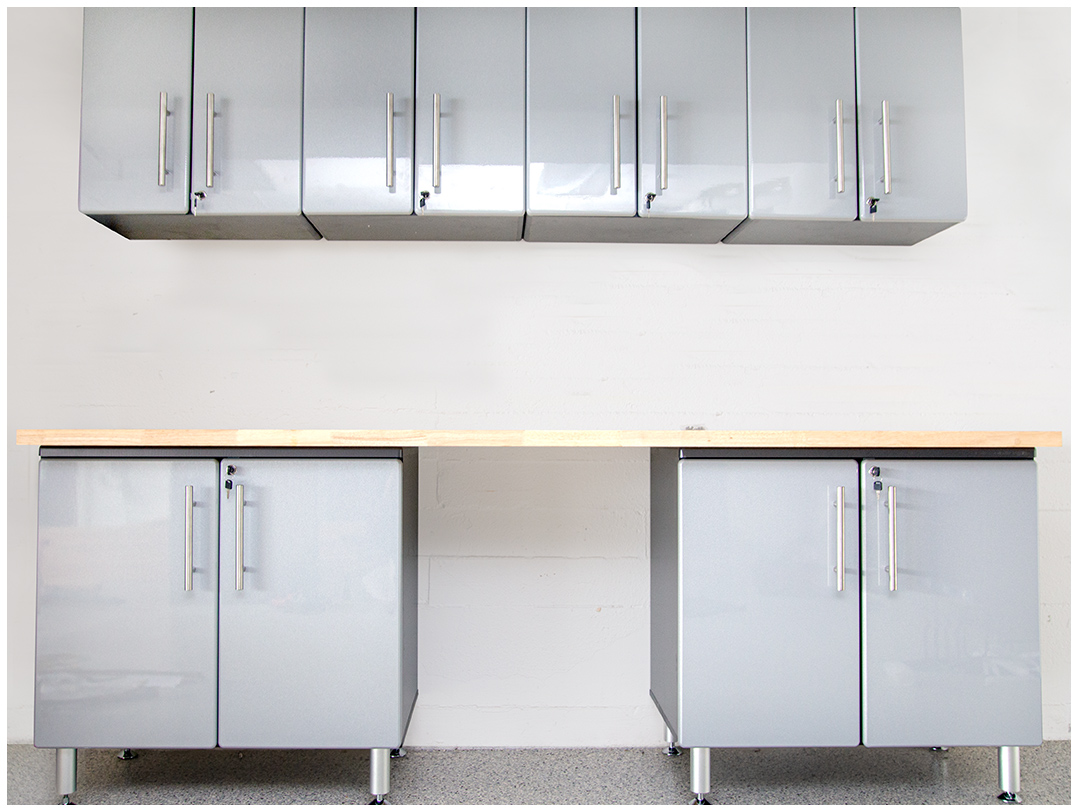 Expensive Garage Cabinets