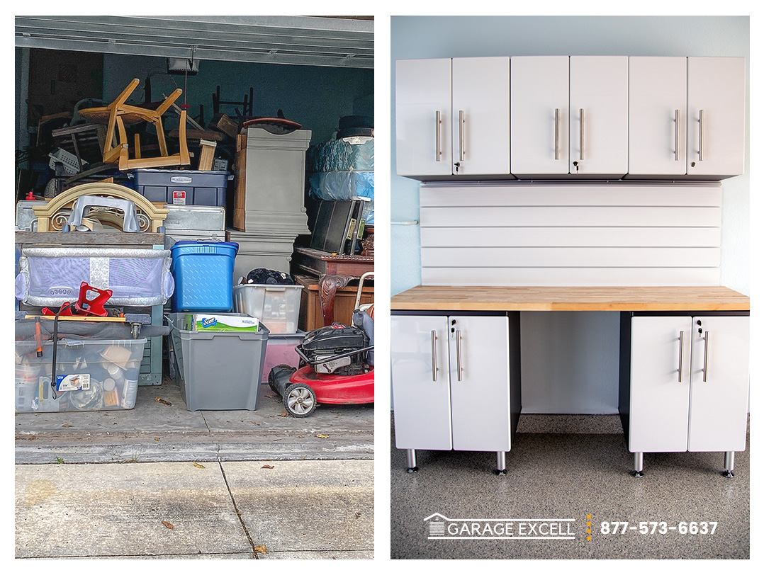 Organize And Remodel Garage