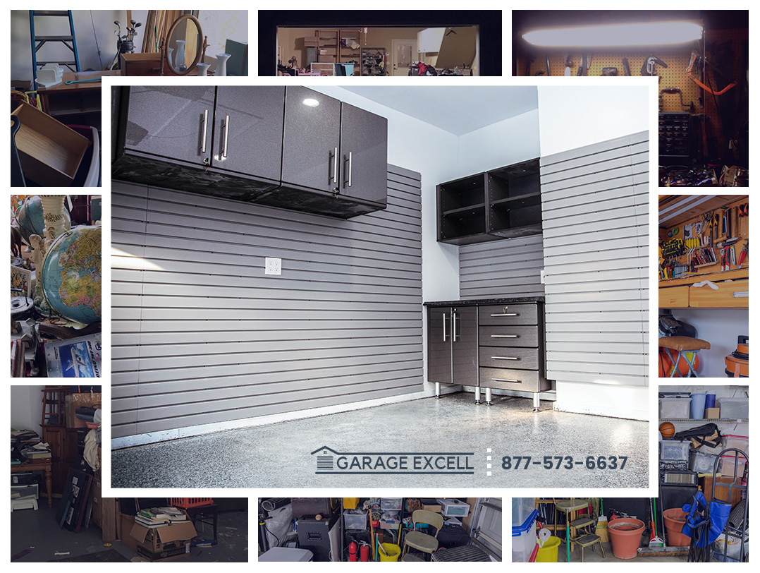 Garage Cabinets in San Diego